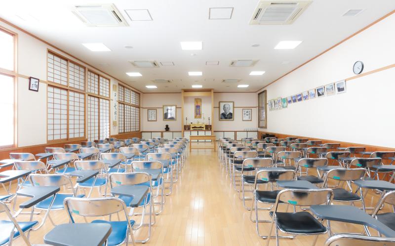 愛知啓成高等学校画像
